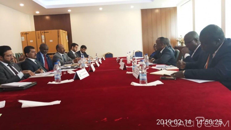 Côte d'Ivoire : Depuis Abidjan, le Qatar demande une aide contre son embargo