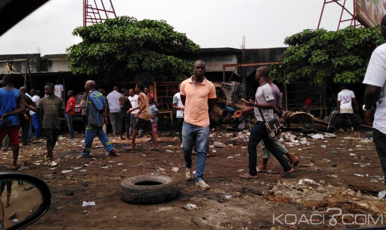Côte d'Ivoire: La casse d'Abobo rasée