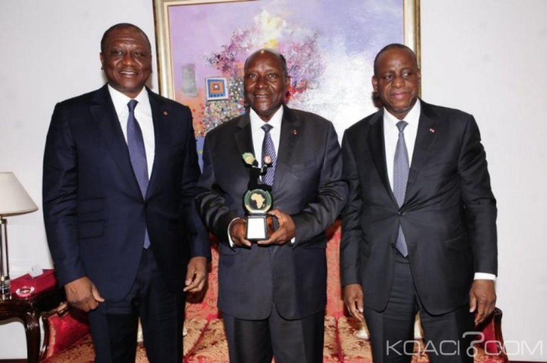 Côte d'Ivoire : L'Union Africaine décerne le prix de la lutte contre la corruption au pays