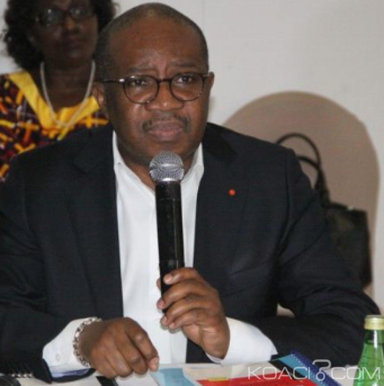 Côte d'Ivoire : Ministère de la justice, Sansan Kambilé répond aux préoccupations des citoyens