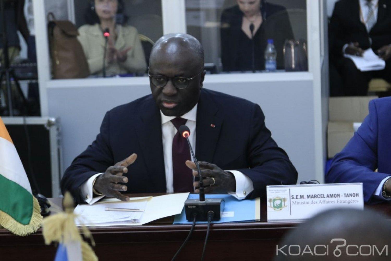 Côte d'Ivoire : Démission de Soro de la présidence de l'Assemblée nationale, Amon Tanoh «beaucoup de bruits autour de cette démission pour rien »