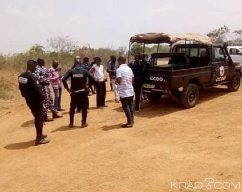 Côte d'Ivoire : Sur l'axe Yamoussoukro-Tiébissou,   trois coupeurs de route tués par la police criminelle
