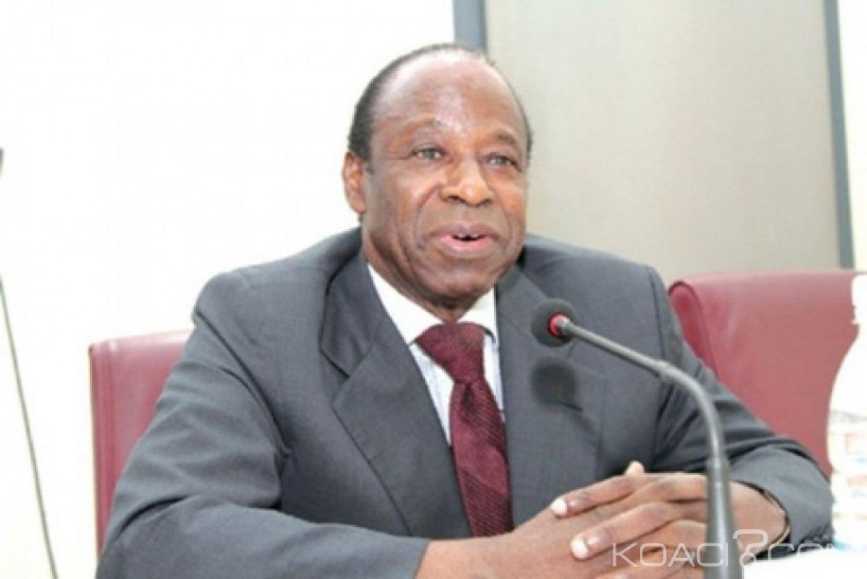 Côte d'Ivoire : PDCI-RDA, Essy Amara nommé vice-président avec deux autres  cadres