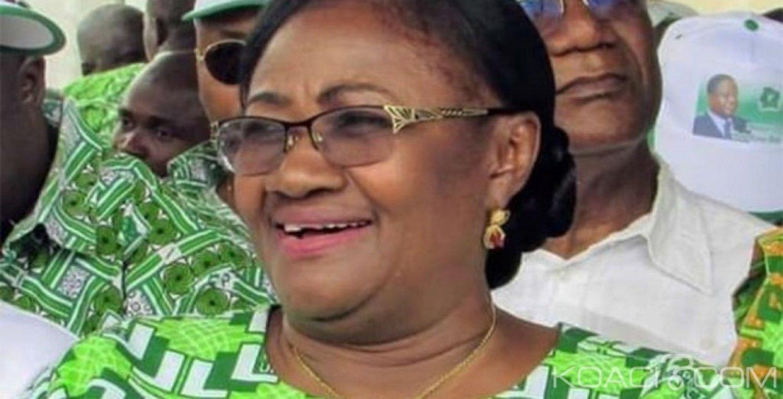 Côte d'Ivoire : Ce que dit la présidente des femmes du PDCI après avoir été entendue vendredi à la gendarmerie