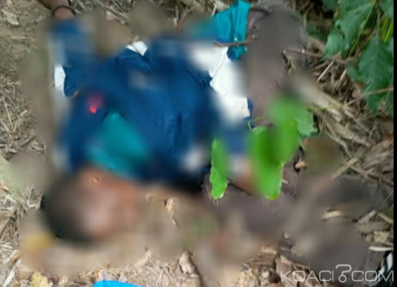Côte d'Ivoire : Un 4è présumé coupeur de route retrouvé mort dans un champ à Yamoussoukro, de la drogue  dissimulée dans des fagots de bois saisie à Bassam