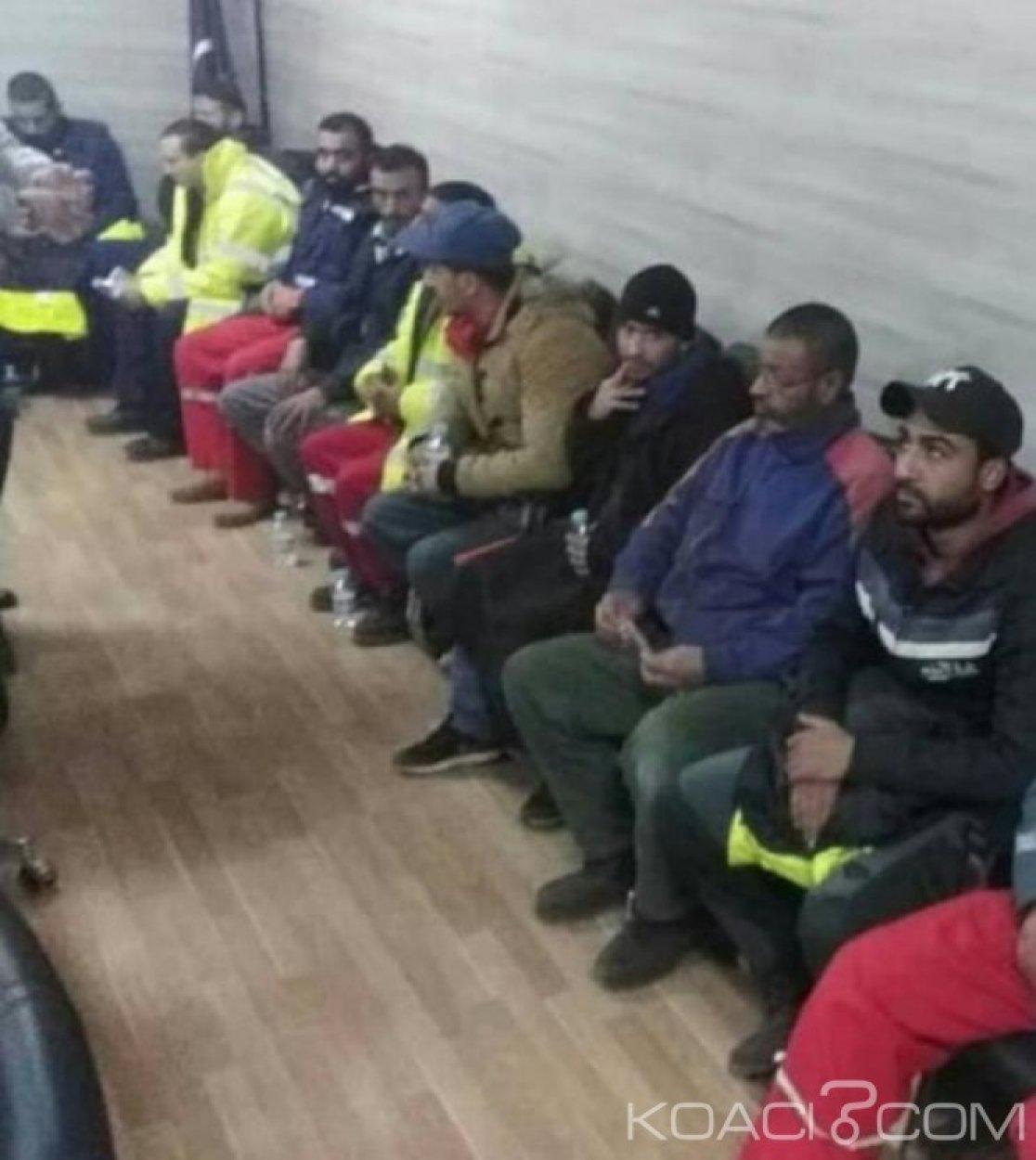 Libye: Kidnappés depuis jeudi, les 14 otages tunisiens libérés «sains et saufs»