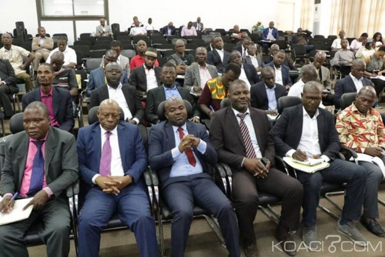 Côte d'Ivoire : Début des discussions entre syndicats et ministère, le chef de cabinet de Kandia plaide pour la levée ou la suspension du mot d'ordre de grève