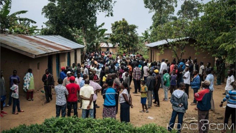 RDC:  A Goma, des tireurs non identifiés font huit morts