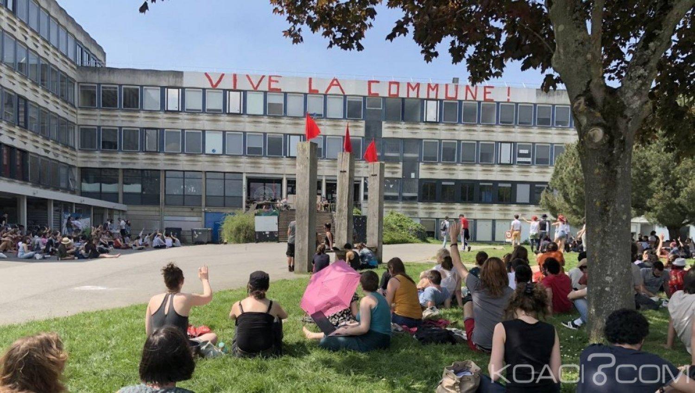 Côte d'Ivoire : Un étudiant ivoirien victime d'une « agression raciste » en France ?