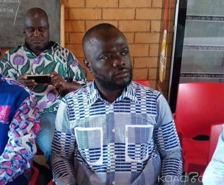 Côte d'Ivoire : À Korhogo, Justin Koua interrogé par la police à ses bureaux