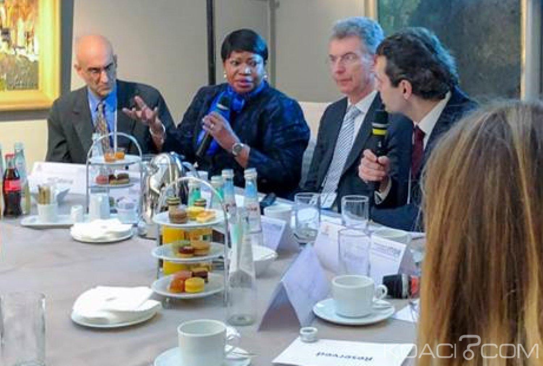 Côte d'Ivoire : Depuis Munich, Fatou Bensouda « La Cour demeure confrontée à des obstacles »