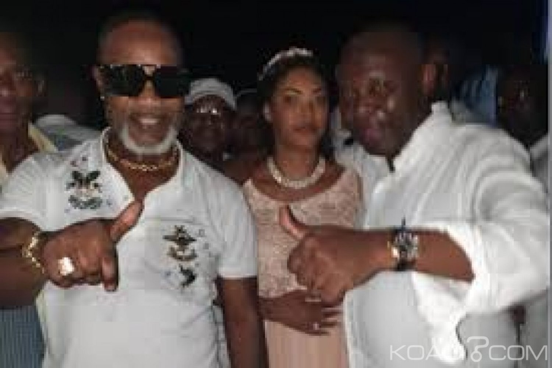 RDC : Poursuivi en France , Koffi Olomidé , va «ambiancer» le mariage de Vital Kamhere et l'ex de JB MPiana