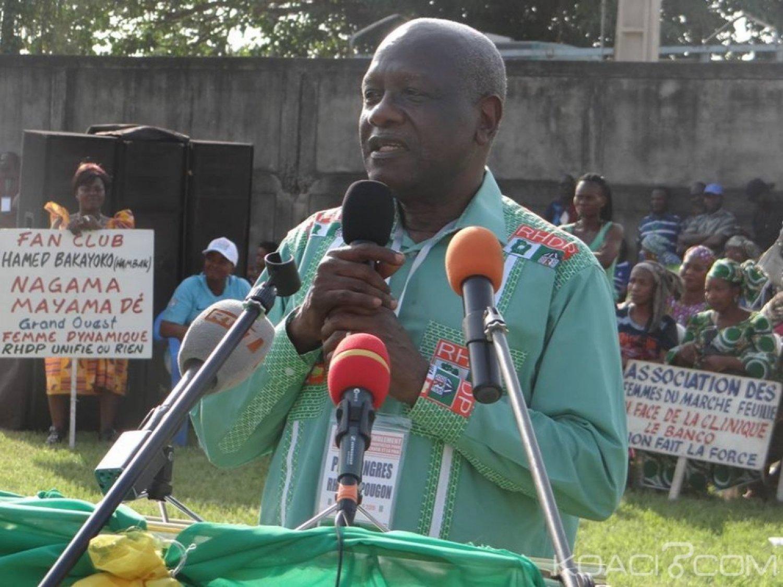Côte d'Ivoire : Kafana Koné à propos de la  démission de Soro, « La défiance observée depuis était devenue intolérable »