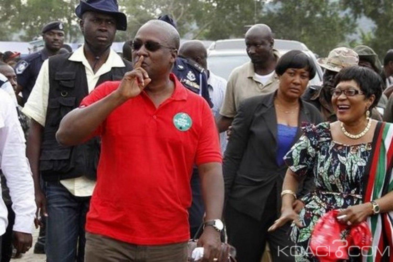 Ghana : Mahama assigné en justice pour une 2e ambition présidentielle