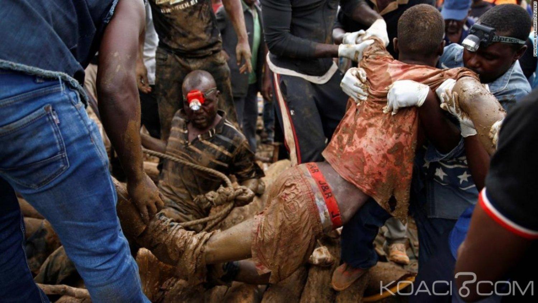 Zimbabwe  : Huit survivants et 24 corps sans vie extraits d'un puits d'or inondé