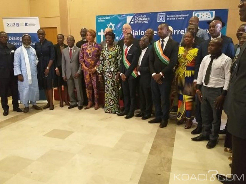 Côte d'Ivoire : Face à la montée de la violence verbale, les guides religieux invités à parler de Paix dans les mosquées, églises et temples