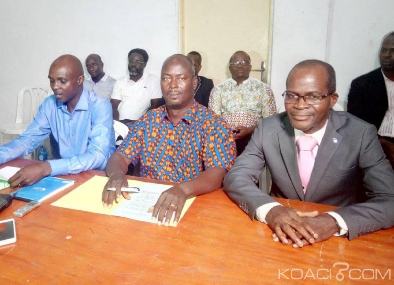 Côte d'Ivoire : Deux syndicats annoncent une «marche verte» jeudi pour protester contre l'arrestation de deux enseignants accusés de «troubles politiques»
