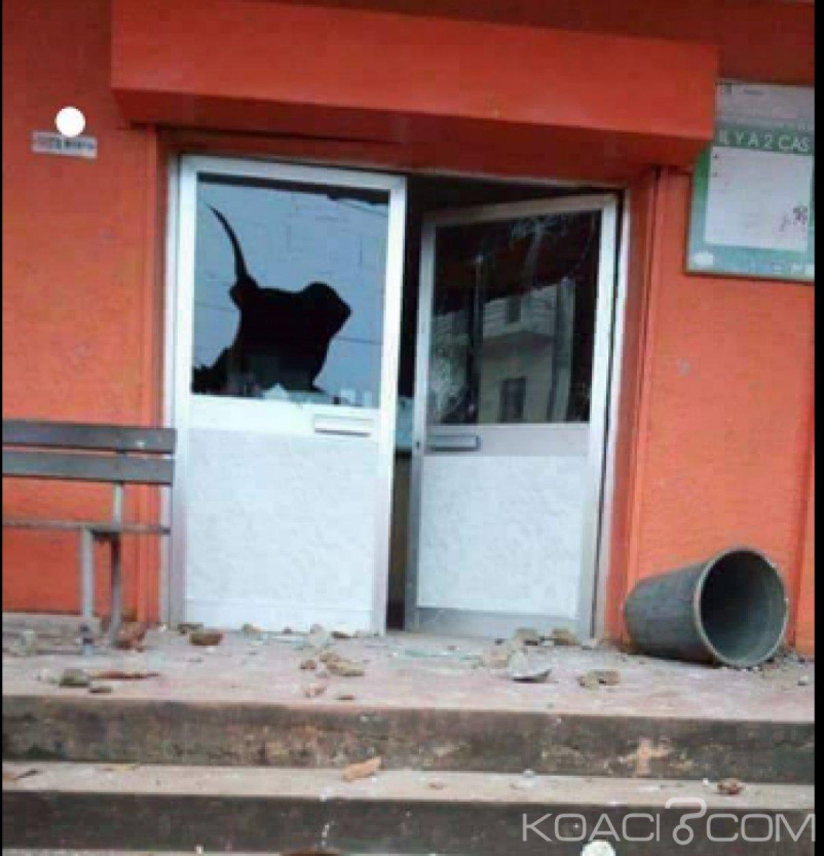 Côte d'Ivoire : Sassandra, nouveaux  actes de vandalisme contre l'agence de la CIE de Sassandra