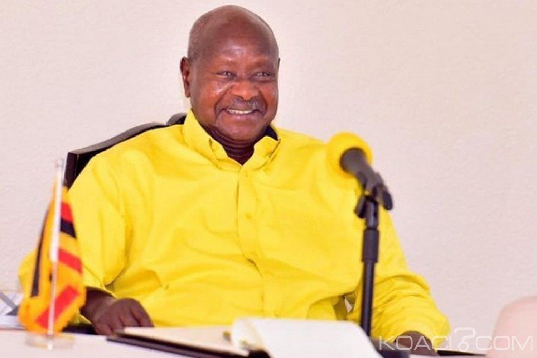 Ouganda : Le NMR désigne Yoweri Museveni candidat pour la présidentielle 2021