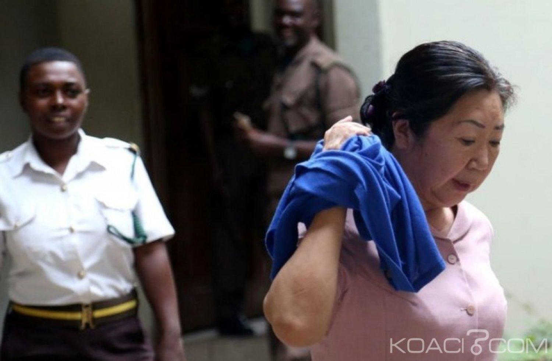 Tanzanie : Yang Fenlan, la reine de l'ivoire, condamnée à 15 ans de prison