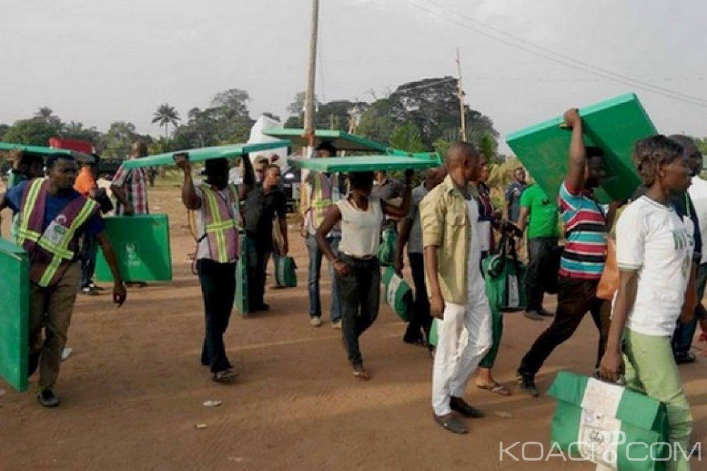 Nigeria : Elections jour J-2, le vendredi férié pour le samedi