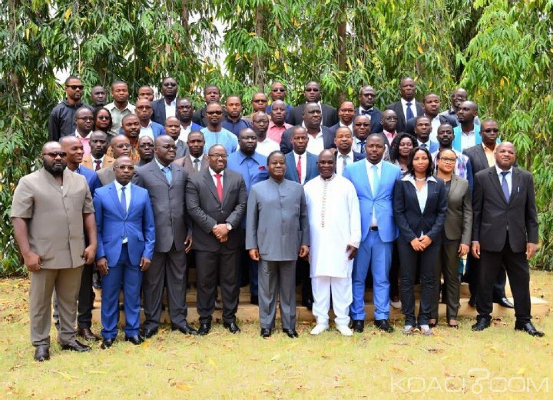 Côte d'Ivoire:  A Daoukro, les anciens fescistes demandent pardon à Bédié pour les actes désobligeants qu'ils ont posés sous sa présidence