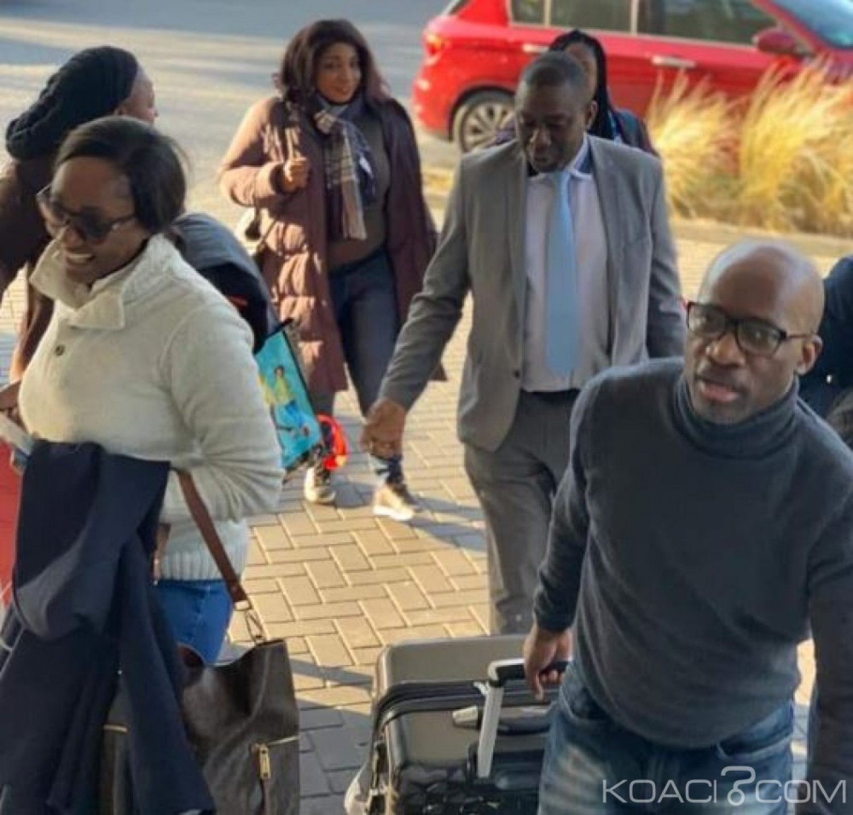 Côte d'ivoire : En Hollande en compagnie de sa famille, Blé promet s'adresser très bientôt aux ivoiriens
