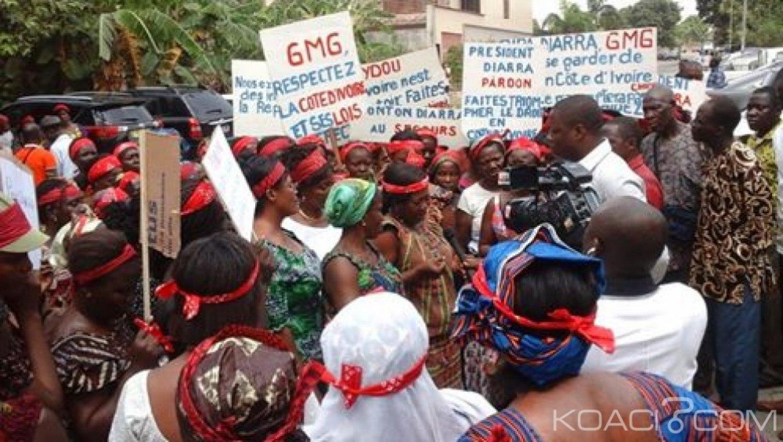 Côte d'Ivoire : Secteur de l'hévéa, conflit entre deux sociétés, 500 femmes annoncent un sit-in devant le cabinet de la Première dame le 28 février prochain