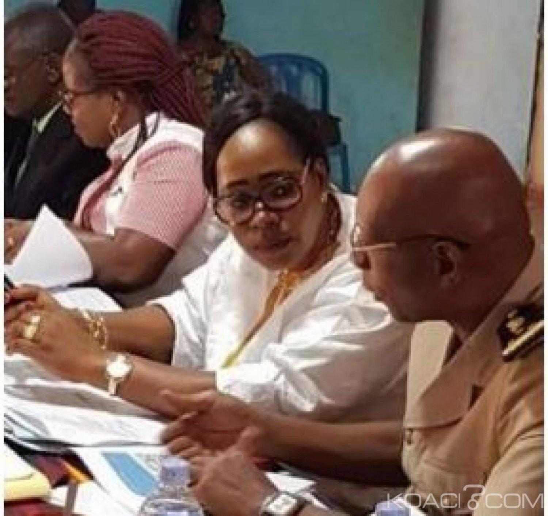 Côte d'Ivoire : Affaire deux agents de la mairie de Guibéroua suspendus, Nicole Zézé explique et dénonce  l'attitude du sous-préfet