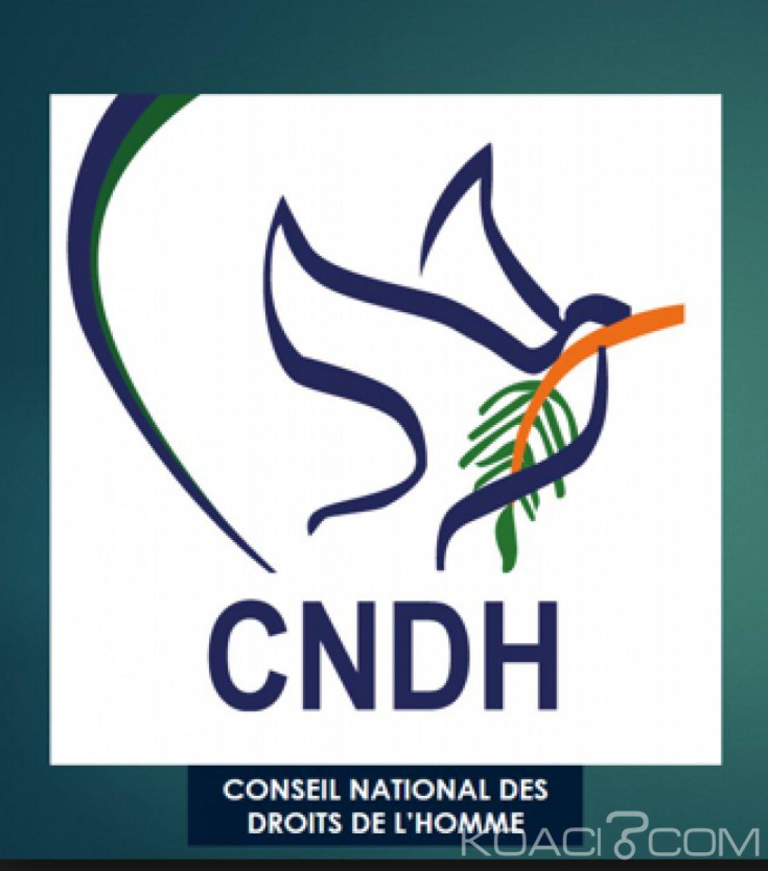Côte d'Ivoire : Le mode désignation des organisations éligibles pour le conseil national des droits de l'homme poserait  problème, l'élection reportée