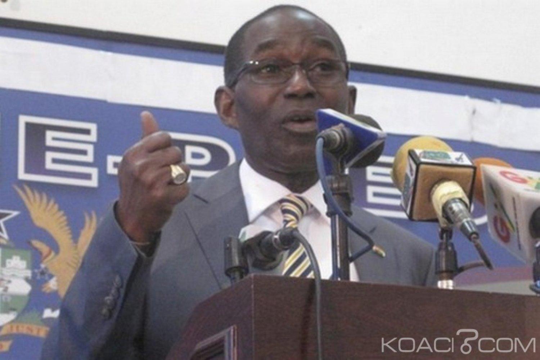 Ghana : Décès de l'ancien ministre Lee Ocran