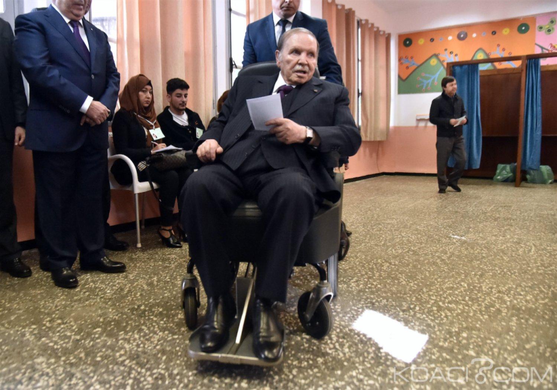 Algérie: Manifestation à Alger contre un cinquième mandat de Bouteflika