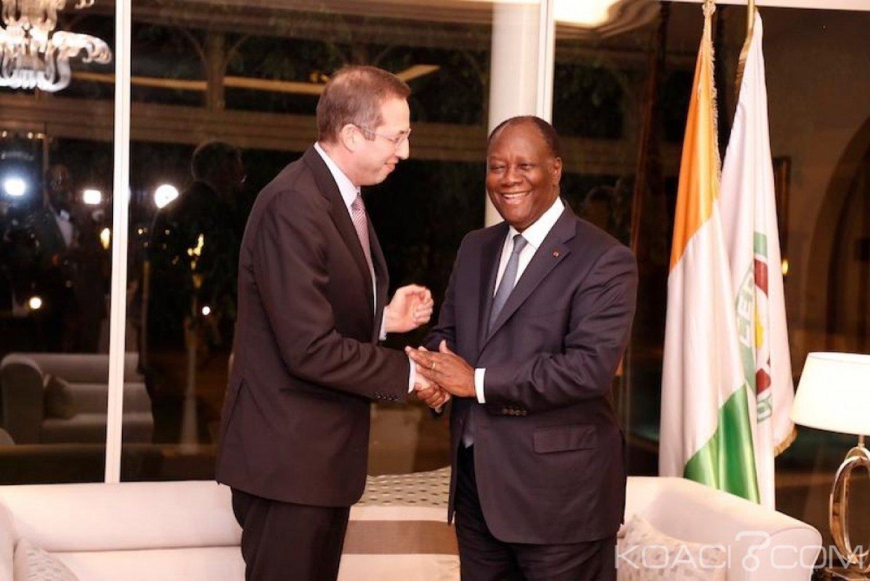 Côte d'Ivoire : Organisation d'élections transparentes et apaisées en 2020, le NDI américain salue l'engagement du président Ouattara
