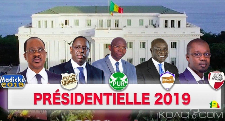 Sénégal : Présidentielle 2019, 6 683 043 Sénégalais à l'heure du choix, les messages des candidats