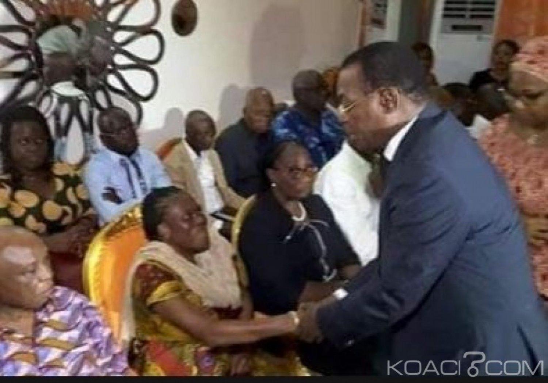 Côte d'Ivoire : Pascal Affi N'Guessan traite Simone Gbagbo de «dissidente»
