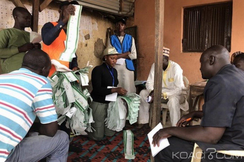 Nigeria : Après présidentielle et législatives, attente des résultats, la CENI s'active