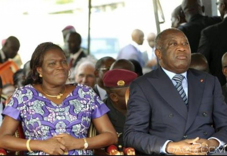 Côte d'Ivoire : Divorce de Laurent et Simone Gbagbo, Maitre Dadjé «je n'ai pas connaissance d'une telle information»