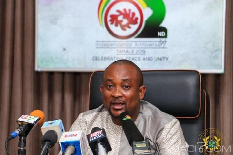 Ghana : Indépendance, préparatifs du 62e anniversaire à Tamalé, le Président Issoufou invité d'honneur