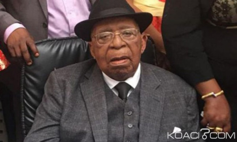 RDC : Mort d' Antoine Gizenga, ancien proche de Lumumba et ex-premier ministre à l'à¢ge de 93 ans