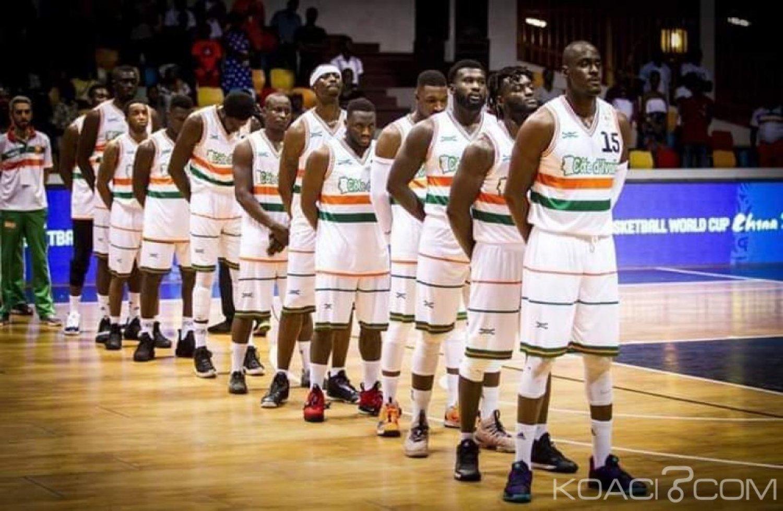 Côte d'Ivoire : Les éléphants basketteurs qualifiés pour le mondial prochain en Chine