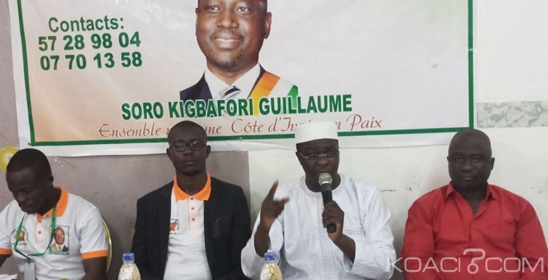 Côte d'Ivoire : Abobo, Tehfour Koné : «Guillaume Soro n'a pas démissionné parce que le Président de la république lui aurait tranché la gorge, s'il avait refusé »
