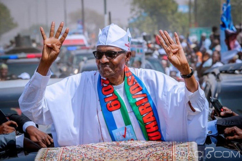 Nigeria : Présidentielle, Muhammadu Buhari proclamé vainqueur par l'INEC pour un second mandat