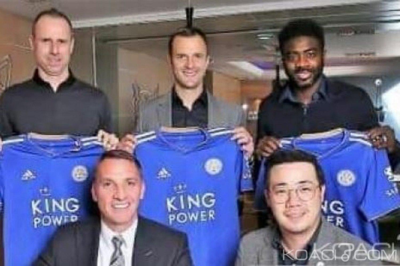 Côte d'Ivoire : Kolo Touré rejoint Brendan Rodgers sur le banc de Leicester
