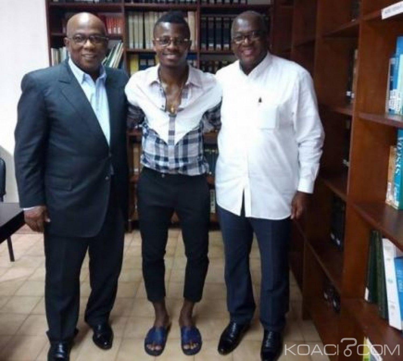 Côte d'Ivoire : Transfert de Séri Jean Mickael, Ouégnin  dément n'avoir introduit aucune action en justice contre Fulham