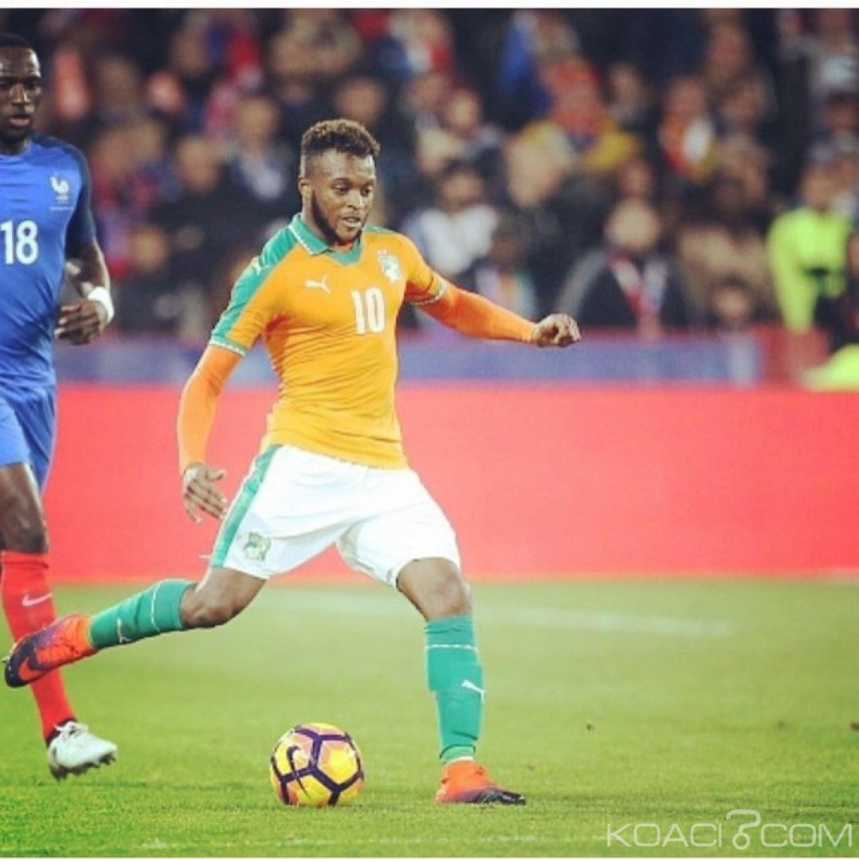 Côte d'Ivoire : Eléphants, Cheick Doukouré premier forfait pour la CAN 2019