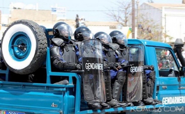 Sénégal : Présidentielle 2019, dans l'attente des résultats provisoires, le domicile de l'opposant Seck encerclé par la gendarmerie