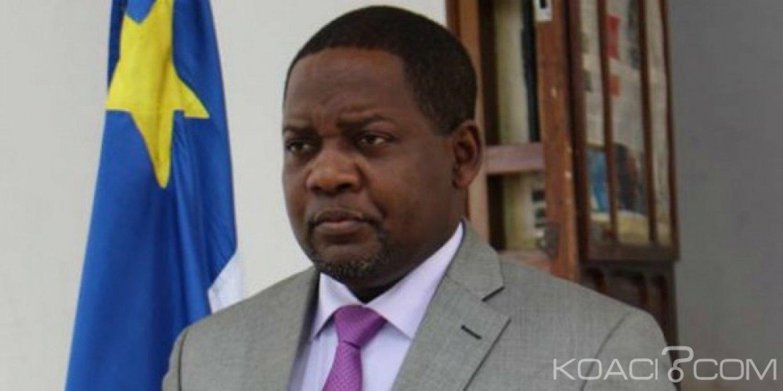 Centrafrique : Firmin Ngrebada nommé Premier ministre par Faustin-Archange Touadéra