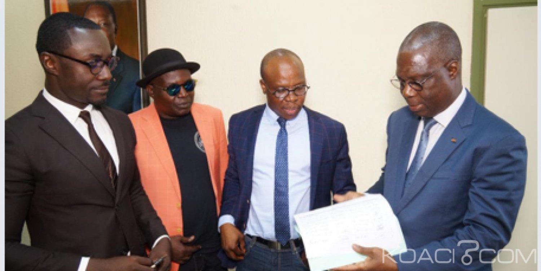 Côte d'Ivoire : Incompréhensions sur la répartition des  Droits d'auteurs, des artistes sollicitent  le ministre Bandama pour la mise en place d'un comité scientifique