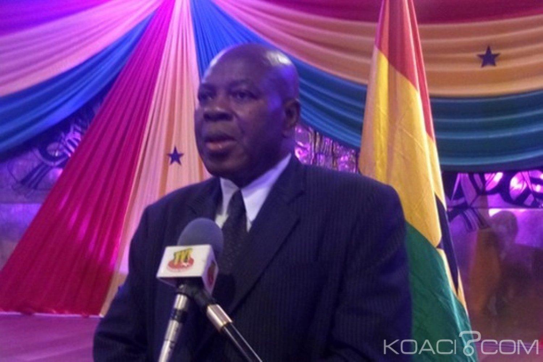 Ghana : L'ambassadeur du Ghana au Togo nommé ministre de la région Oti