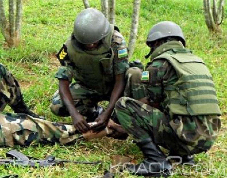 RDC: Un  combattant en tenue étrangère abattu par l'armée dans l'est
